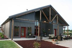 Metal building homes have many advantages: cheap, easy to construct, versatile, and durable