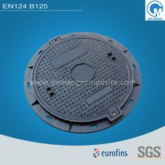 B125 plastic manhole cover, with very competitive price