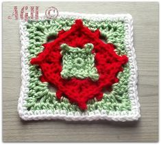 Squared Up, free crochet pattern by AG Handmades