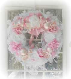 Hey, I found this really awesome Etsy listing at https://www.etsy.com/listing/156170550/pink-princess-shabby-chic-victorian