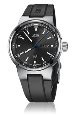 Oris Williams - Oris Williams Day Date 01 735 7716 4154-07 4 24 50