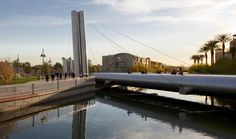 Paolo Soleri's Bridge Design Collection: Connecting Metaphor   (4)