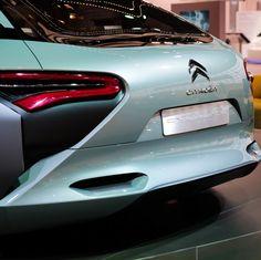 Citroën CXPERIENCE le concept par Citroën Pavillon 1 #MondialAuto #automobile #automotive #ParisMotorShow #cars #voiture #citroen #cxperience #concept #conceptcar #instacars #carsofinstagram #mondialpin Crédits photo : Bitton