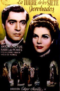 La Torre de los siete jorobados . Edgar Neville 1944.