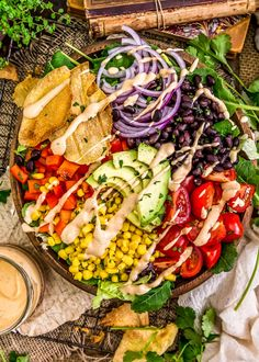 Creamy, rich, and delicious, this healthy Vegan Chipotle Ranch Dressing is everything you could ever want in a Southwestern dressing. Healthy Sauces, Healthy Recipes, Chipotle Ranch Dressing, Vegan Chipotle, Vegan Party Food, Vegan Baby, Cooking Black Beans, Plant Based Recipes, I Foods