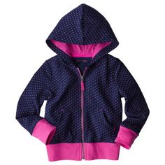 Genuine Kids from OshKosh Infant Toddler Girls' Long-Sleeve Hoodie