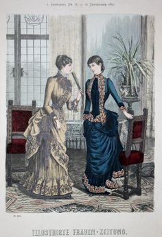 Illustrirte Frauen Zeitung 1883