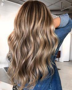 Brown Hair Shades, Brown Hair With Blonde Highlights, Brown Hair Balayage, Hair Color Highlights, Light Brown Hair, Brown Hair Colors, Ombre Hair, Brunette Highlights Lowlights, Honey Balayage