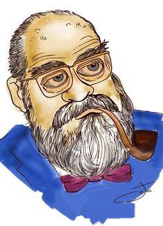 Juan Mediano, cartagenero, escritor, poeta y amigo.