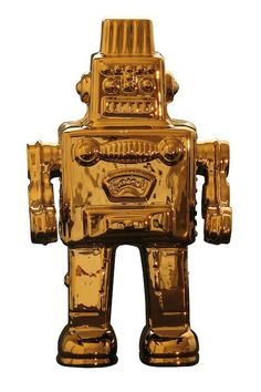 Robot - Mémorabilia Gold  seletti  79.00