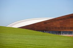 FACHADAS Velódromo de Londres 2012 Londres, UK Proyecto: Hopkins Architects