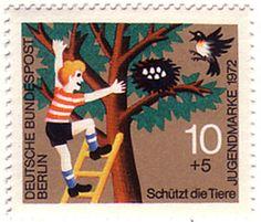 Stamp, Germany
