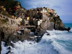 It's been almost 3 years since we were last in the Cinque Terre and I am starting to see it in my dreams.