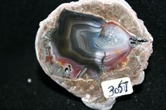 Spanish Stirrup Rock Shop: Thundereggs/Geodes - Baker Ranch - Product BR3057