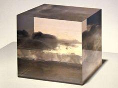 peter alexander small cloud box - (1966)