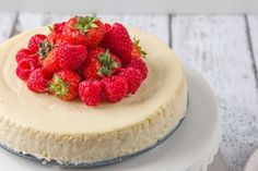 How to Make the Perfect Cheesecake This recipe includes very detailed instructions for preparation which is the key to any great cheesecake.