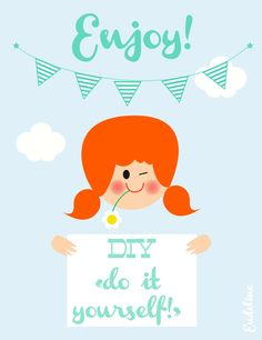 DIY... par Mlle Eudeline Moutarde