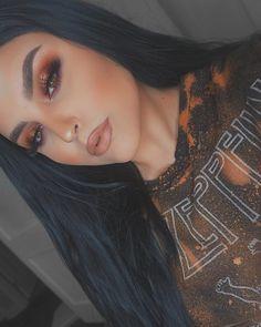 𝓇𝒶𝒸𝒽𝑒𝓁 🌿 (@thomasrachel) Glamorous Makeup, Glam Makeup, Love Makeup, Simple Makeup, Makeup Inspo, Makeup Inspiration, Makeup Tips, Beauty Makeup, Makeup Looks