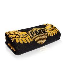 PME Legend badhanddoek. Mooi badlaken met het logo van PME Legend. PME Beachtowel - Zwart dessin - NummerZestien.eu