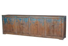 Love this finish! Would like to replicate.   Hartford Sideboard