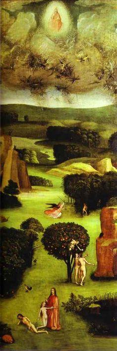 Paradise - Hieronymus Bosch, 1500