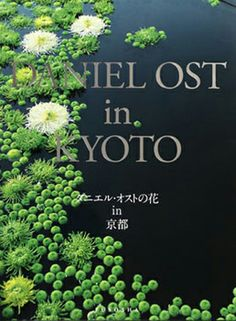 So excited to see this book about Daniel Ost on Kyoto!