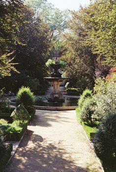 Jardim Botânico - Coimbra