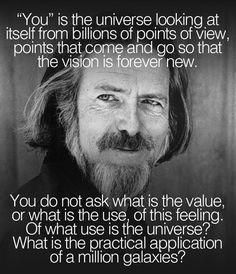 These Alan Watts Quotes Will Put Life Into Perspective