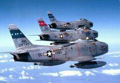 F-86 Sabre jet