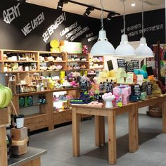by Clothes & Dreams. Instadiary #1: Shopping at Lush Gent!