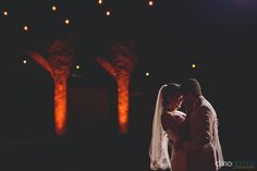 First dance bride and groom with arches - Dino Gomez Photography Portfolio