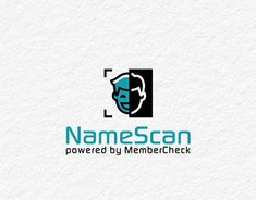 It' a simple rectangular face id scan logo. stroke flat trend modern software UI logotype graphic linear design isolated on white texture background - Vector Branding Design, Logo Design, Logo Face, Face Icon, App Logo, Jobs Apps, White Texture, Working On Myself, Textured Background