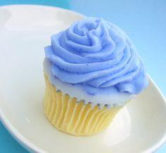 Cupcake+Soap++Blueberry+Scented+Glycerin+by+SunbasilgardenSoap,+$5.50