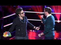 "▶ James Wolpert vs. Will Champlin: ""Radioactive"" - The Voice Highlight - YouTube"