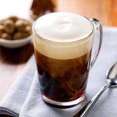 "Silk ""Hot Caribbean Coffee""  A hot toddy, indeed!  Rum + coffee liqueur, mmm...."