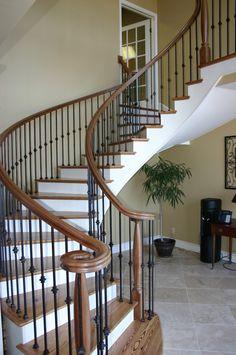 T14--iron stairs