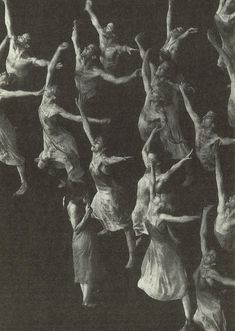 """pina bausch """"the right of spring"""" 