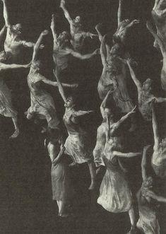 le sacre du printemps, pina bausch, 1975