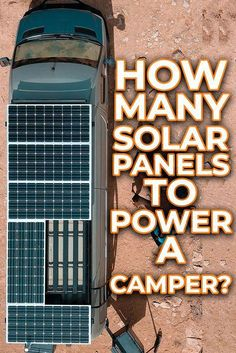 to plan and install solar on a motorhome . - How to plan and install solar on a motorhome install plan -How to plan and install solar on a motorhome . - How to plan and install solar on a motorhome install plan - Truck Camper, Camper Life, Camper Trailers, Airstream Motorhome, 4x4 Camper Van, Convert Van To Camper, Truck Tent, Airstream Interior, Camper Caravan