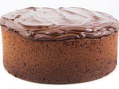 Mud cake, torta ideale come base per coperture con pasta di zucchero