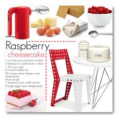 """Raspbeery cheesecake"" by stylemoi-offical ❤ liked on Polyvore featuring interior, interiors, interior design, home, home decor, interior decorating, Magis, Meccano, Bodum and The Cellar"