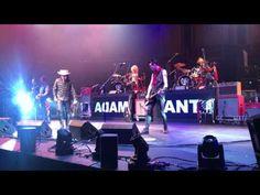 Adam Ant at the Royal Albert Hall London 17th May 2017
