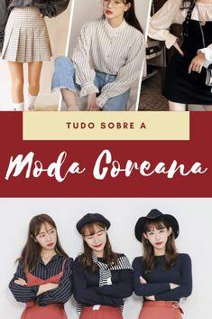A moda coreana ultrapassa fronteiras e nos surpreende com belas combinações e propostas que merecem ser imitadas ou incluídas no nosso traje diário. Veja como incorporar essas tendências no seu dia a dia.