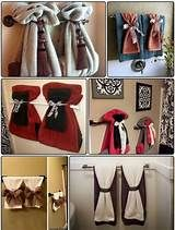 how to hang decorative towels - Yahoo Image Search Results Best Picture For decorative towel kitchen Folding Bath Towels, Hanging Bath Towels, Hang Towels In Bathroom, Zen Bathroom Decor, Bathroom Ideas, Bathroom Designs, Ux Design, Ideas Baños, Decorative Towels