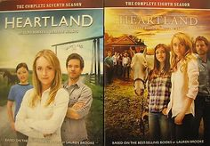 cds-dvds-vhs: Heartland Complete Season 7 and Season 8 NEW DVD Sets #Movie - Heartland Complete Season 7 and Season 8 NEW DVD Sets...