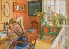 Image result for carl larsson