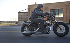 Dark Custom™ Forty-Eight® | Dark Custom™ Motorcycles | Harley-Davidson USA