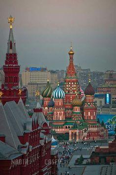 St Basil's , Moscú