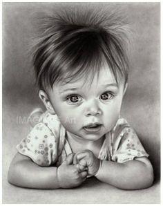 Photorealistic pencil drawings by Linda Huber
