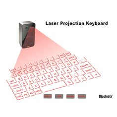 Portable Bluetooth Wireless Virtual Laser Keyboard Mini Bluetooth Projection Keyboard for Windows For Mobile Phones   Shop Now! - WorldOfTablet.com